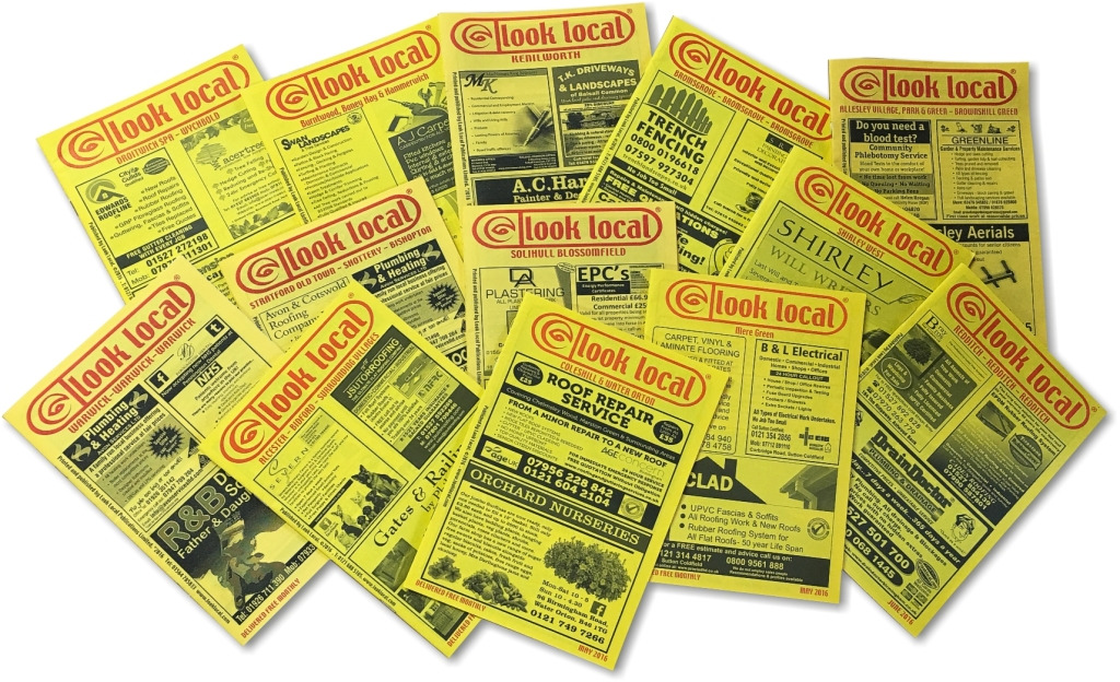 Look Local - Adverts